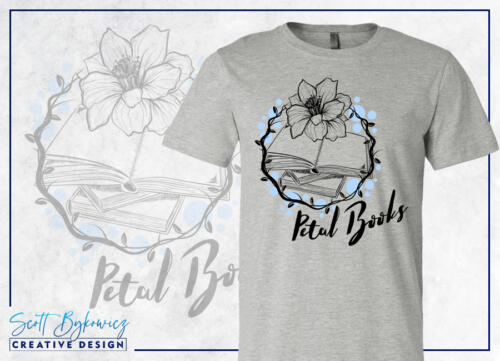 Petal-Books-Shirt